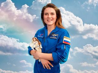 Космонавт Анна Кикина стала прообразом куклы Барби