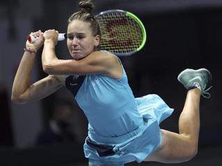 Кудерметова вышла в 1/4 финала турнира в Чарльстоне