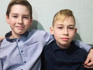 Под Воронежем пятиклассники спасли выпавшего из окна мужчину