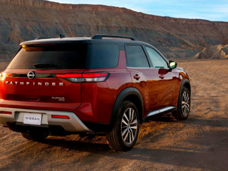 Nissan отзывает в России 4,4 тысячи автомобилей Pathfinder