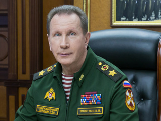 Глава Росгвардии Золотов стал почетным членом РВИО