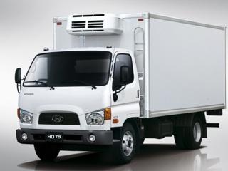 Автотор начал выпуск грузовиков Hyundai HD 78 с газомоторной силовой установкой
