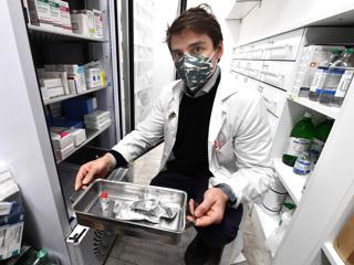 ЕК не обновила заказ вакцины AstraZeneca