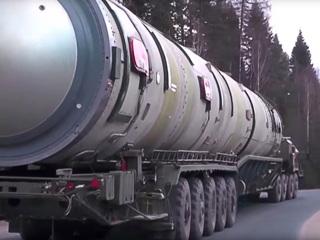 """Первый полк """"Сарматов"""" встанет на вооружение уже в 2022 году, заявил президент"""