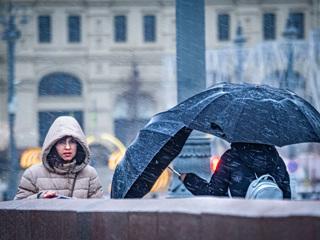 Мокрый четверг: в Москве выпадет треть месячной нормы осадков