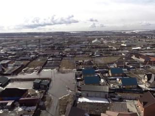 В одном из районов Иркутской области в воде уже десятки садовых участков