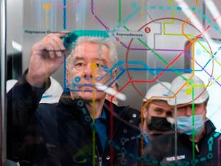 На Большой кольцевой линии метро открыты две новые станции