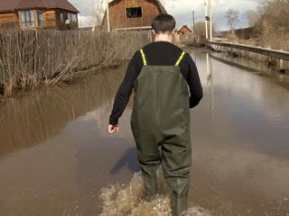 Вести в 20:00. Большая вода пришла сразу в несколько поселков Иркутской области