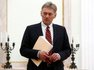 Песков опроверг слухи о привлекательной переводчице Путина