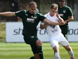 Краснодар-2 прервал серию поражений в ФНЛ, обыграв Чертаново