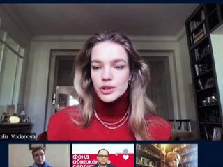 """Новости на """"России 24"""". Наталья Водянова: люди с аутизмом такие же, как мы"""