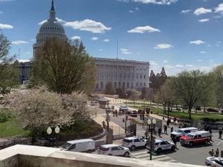 Стали известны первые детали атаки на Капитолий в США