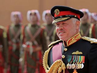 Марокко поддерживает короля Иордании