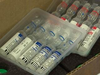 Вести. В пункте вакцинации в Анненках привито более 1500 пациентов