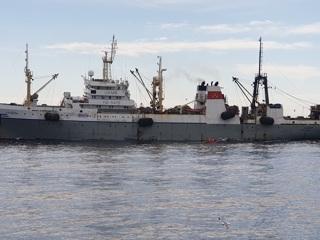 Новости на России 24. Возгорание на траулере в Охотском море ликвидировано