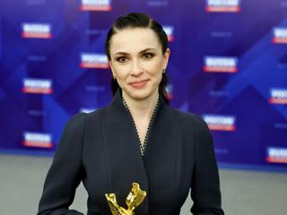 Наиля Аскер-заде получила приз за фильм Опасный вирус-2