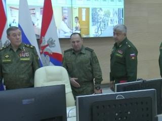 Новости на России 24. В России проходит проверка боеготовности войск