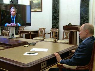Новости на России 24. Путин принял отставку ульяновского губернатора и назначил врио