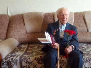 На Южном Урале 104-летний ветеран вылечился от COVID-19