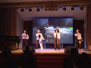 Вести. Работников космической отрасли Калуги поздравили с 60-летием полета Гагарина