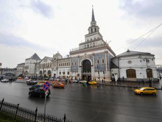 На площади Трех вокзалов в Москве изменится схема движения