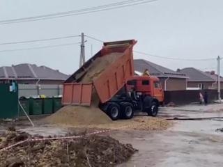 Паводки в России набирают силу