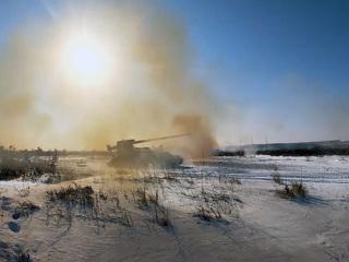 Вплоть до Арктики: проверка российской боеготовности