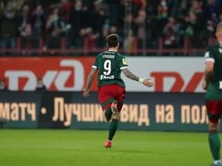 Локомотив победил Спартак в столичном дерби