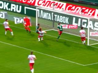 Новости на России 24. Локомотив победил Спартак в столичном дерби