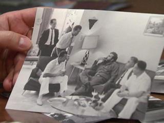 """Интервью на """"России 24"""". Гагарин и Кастро: как космонавт и кубинский лидер нашли общий язык"""