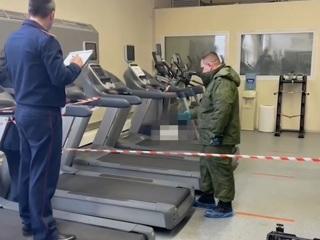 ЧП. Убийство в московском фитнес-клубе попало на видео