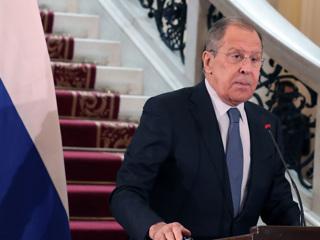 Лавров прокомментировал появление кораблей США в Черном море