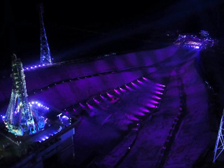 Вести в 20:00. Праздничный концерт на Байконуре снимут со спутников