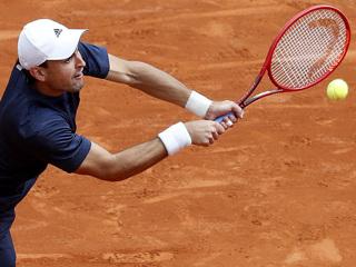 Теннисный Masters. Карацев не справился с Циципасом