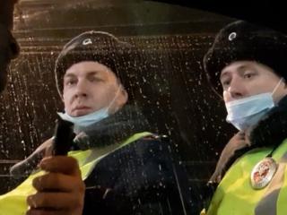 Вести. Дежурная часть. В Красноярске инспекторы пустились в погоню за пьяным блогером