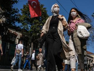 В Турции названа дата окончания локдауна
