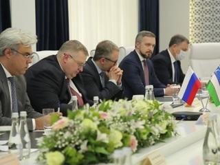 Новости на России 24. Россия и Узбекистан обсудили снижение торговых барьеров