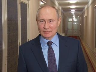 Новости на России 24. Привившись от коронавируса, Путин призвал всех брать с него пример