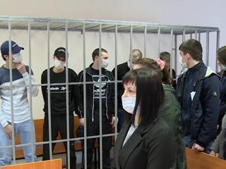 Членов ульяновской группировки Советские осудили на длительные тюремные сроки