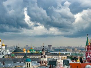 """Центр Москвы хотят признать """"историческим поселением"""""""