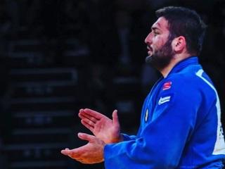 Россиянин Тасоев выиграл золото чемпионата Европы по дзюдо
