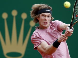 Рублев пробился в четвертьфинал турнира в Испании
