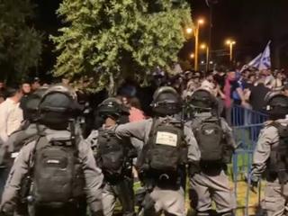 В Иерусалиме произошли столкновения арабской и еврейской молодежи