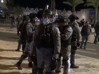 В Израиле не утихают массовые беспорядки