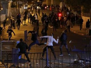 Израильтяне нанесли ответный удар, погибли девять палестинцев