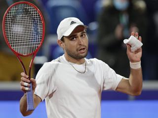 Карацев улучшил свои позиции в рейтинге ATP