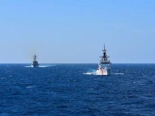 В Черное море отправился патрульный катер ВМС США