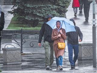 8 мая стало самым дождливым днем в Москве за 142 года метеонаблюдений