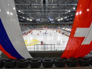 Хоккеисты России оступились в матче Кубка вызова в Швейцарии