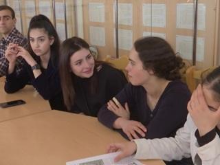 Новости на России 24. Акция Диктант Победы прошла в Нагорном Карабахе